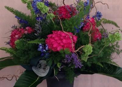 Copa de flores maxi